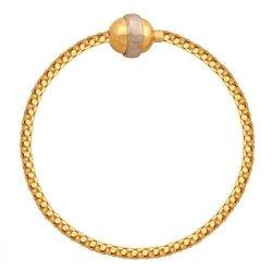 Bransoletka złota, damska 585 - 43082