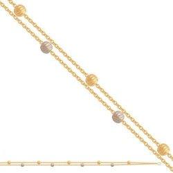 Celebrytka, naszyjnik, łańcuszek ze złota 585 - 43242