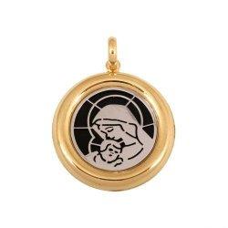 Medalik złoty 585 - 44896