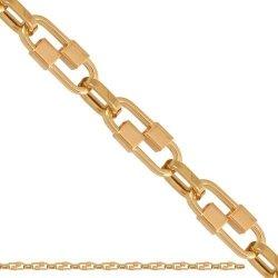 Bransoletka złota, męska 585 - 45079