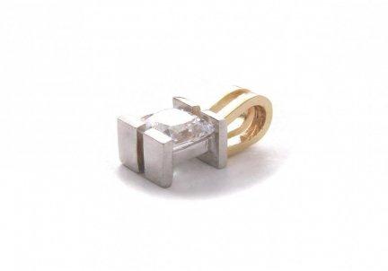 ARTES-Wisiorek złoty PR. 585