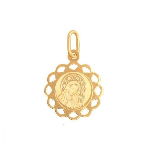 Medalik złoty 585 - 32343