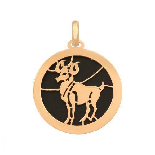 Zawieszka złota 585 znak zodiaku - 35009