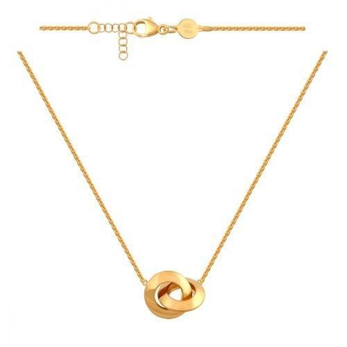 Celebrytka, naszyjnik, łańcuszek ze złota 585 - 39716