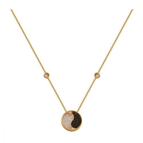 Celebrytka, naszyjnik, łańcuszek ze złota 585 - 39769