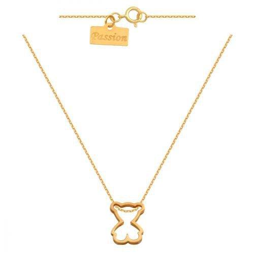 Celebrytka, naszyjnik, łańcuszek ze złota 585 - 40307