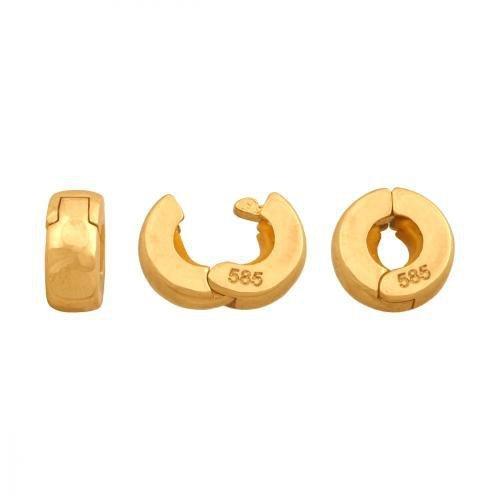 Zawieszka złota 585  - 43076