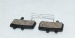 GUBbike -Półmetaliczne Klocki Hamulcowe Avid juicy 3/5/7 BB-7 (2012)