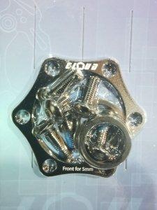 Adapter BOOST przód 5mm