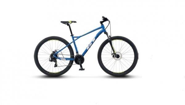 """GT Aggressor 27,5"""" Sport Blue model 2021"""