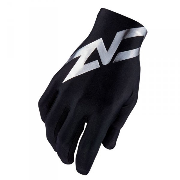 Supacaz rękawiczki SUPA G czarno srebrne M