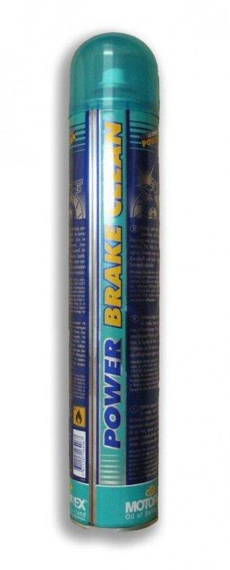 Spray do czyszczenia hamulców-MOTOREX POWER BRAKE CLEAN 750ml (2011)