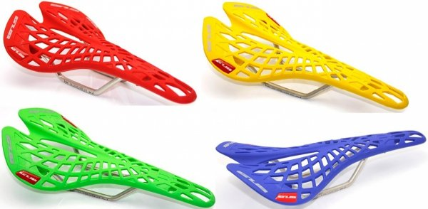 GUBBike -Siodelko SPIDER 4 kolory (2015)