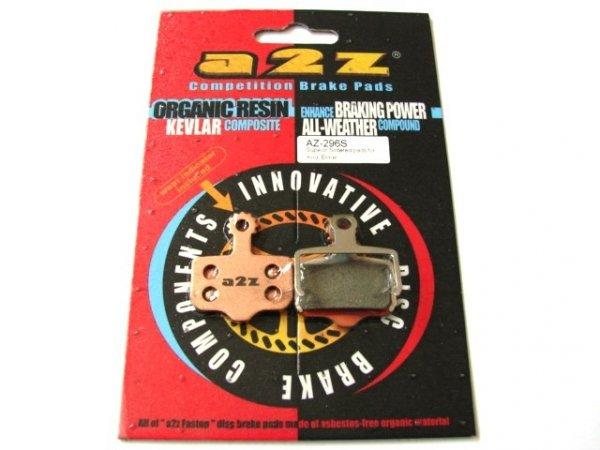 Klocki-metaliczne A2Z Hamulcowe Avid Elixir (2012)
