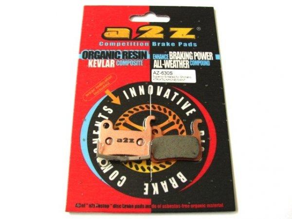 Klocki -metaliczne do Shimano xt/xtr/saint/deore/lx (2011)