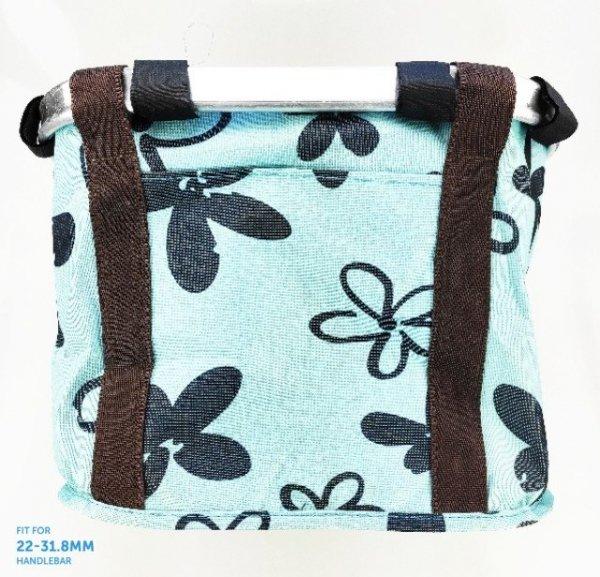 Kosz torba BL-F-010 Clic Kwiaty