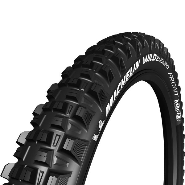 MICHELIN WILD ENDURO FRONT MAGI-X2 TS TLR KEVLAR 29X2.40 COMPETITION LINE