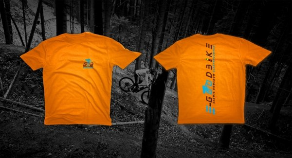 Koszulka E- GOODBIKE typu t-shirt
