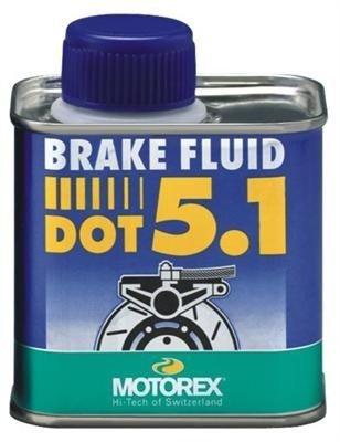 Płyn hamulcowy-Motorex DOT 5.1 250 ml (2014)