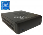 Komputer µForce Biuro / Intel Celeron / 4GB RAM / 120GB SSD / Mini-ITX