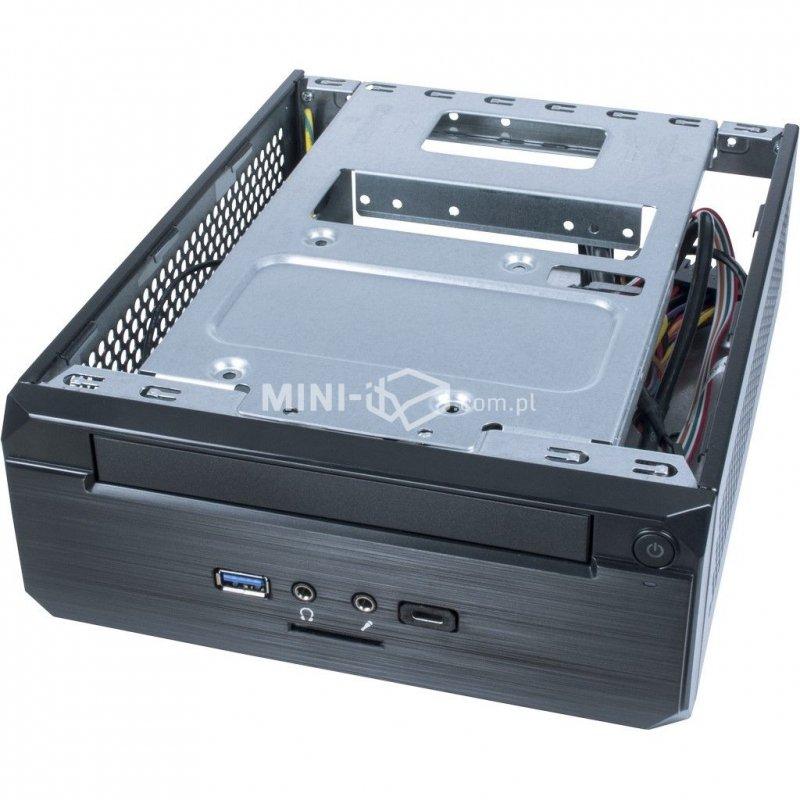 Obudowa Inter-Tech MW-02 II 60W Mini-ITX
