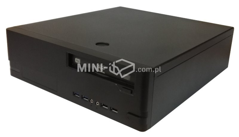 Komputer µForce Biuro Pro / Intel i3 / 8GB RAM / 240GB SSD / Windows 10 / Mini-ITX