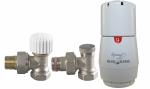 Varioterm Zestaw termostatyczny Econ 1/2 Kątowy
