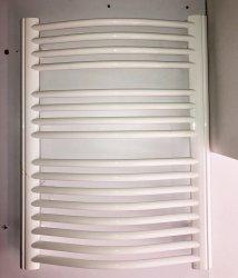 Enix Trend T-608 600x776 biały grzejnik łazienkowy
