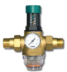 Herz reduktor ciśnienia wody 1/2 membranowy