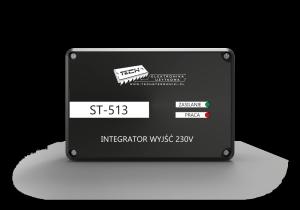 Tech ST-513 Integrator wyjść napięciowych 230 V
