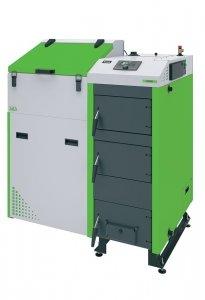SAS Spark 17 kW kocioł na ekogroszek do 190 m2