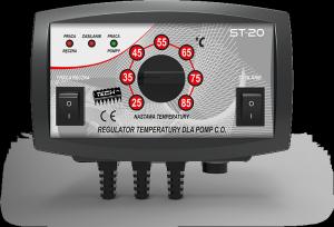 Tech ST-20 Sterownik pompy obiegowej