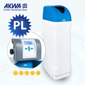 Zmiękczacz wody Akwa ZMWS 25L Clack