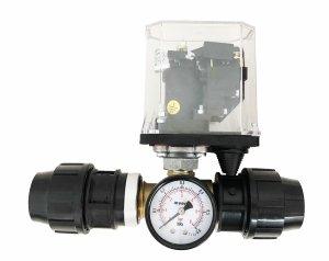 Wyłącznik ciśnieniowy pompy hydroforu z osprzętem 6 bar