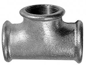 Trójnik Ocynkowany 1 cal żeliwny