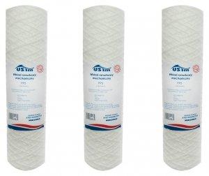 Wkład sznurkowy filtr mechaniczny do wody 10 mikr
