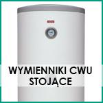Wymienniki CWU pionowe stojące