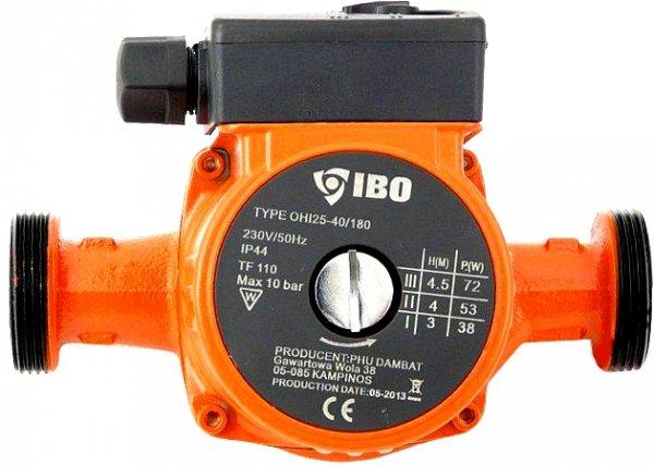 Pompa obiegowa CO 25/40 pompa do wody OHI