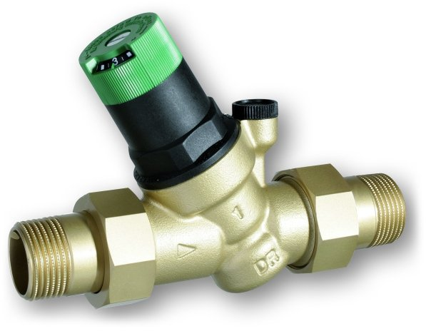 "Honeywell D05FS 3/4"" Reduktor ciśnienia z filtrem"