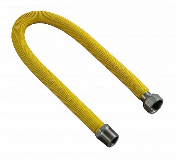 Wąż do gazu rozciągany 3/4 75-150 cm przyłącze gazowe