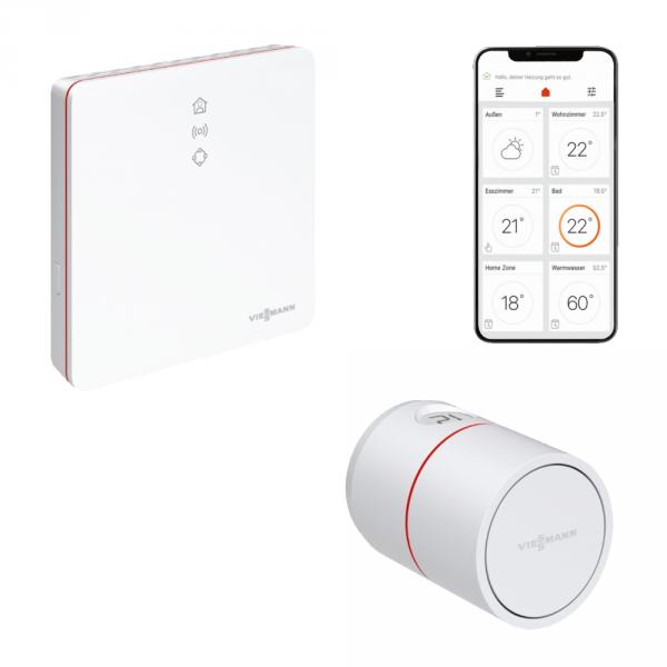 Pakiet startowy Vicare Smart z głowicą termostatyczną