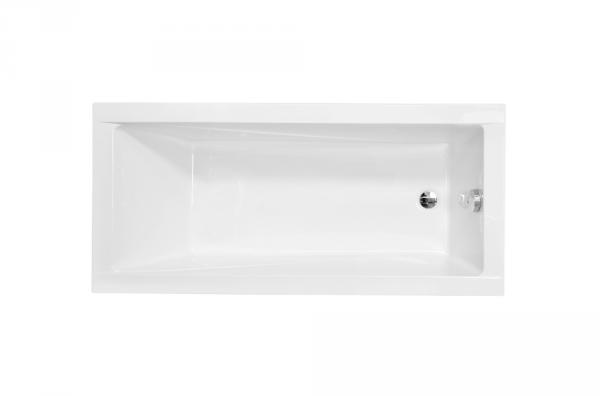 Besco Modern wanna akrylowa 160x70 prostokątna