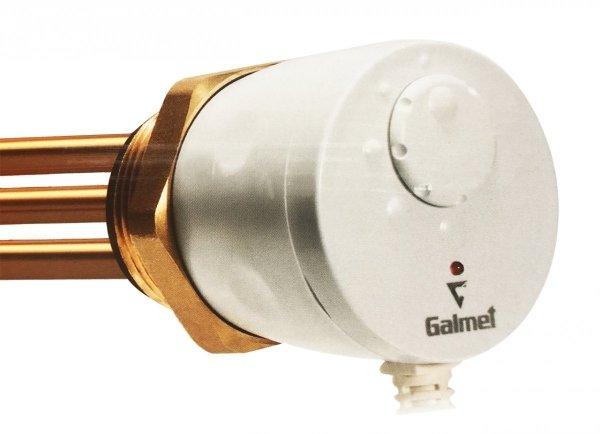 Grzałka do bojlera Galmet Kospel 2 kW 6/4 termostat