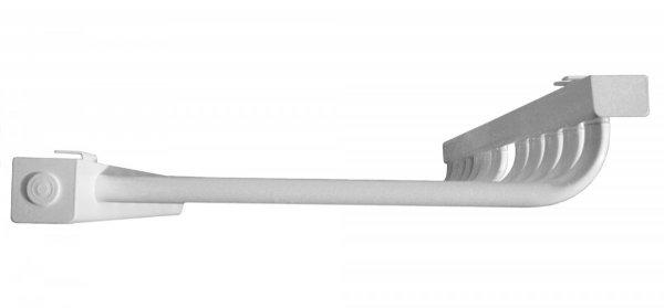 Enix Lotos L-405 450x566 Grzejnik łazienkowy szary