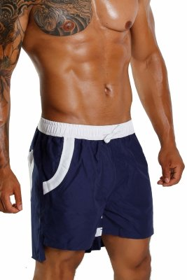 Supa! Swim! Julius Trunks (Navy)