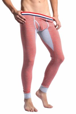 Long Johns BODY GMW Red Stripes