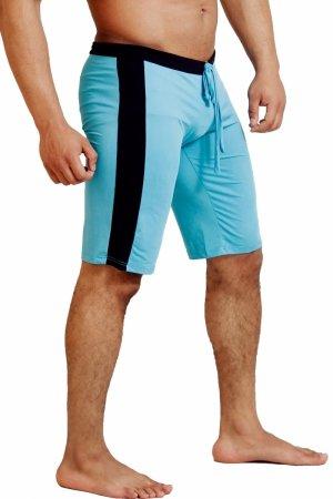 WJ 3008 Short Training Pants (Blue)
