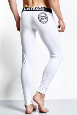 Long Johns ADX STAMP White
