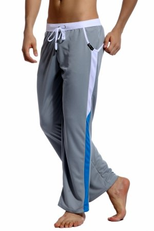 BODY GMW Long Training Pants (Grey)