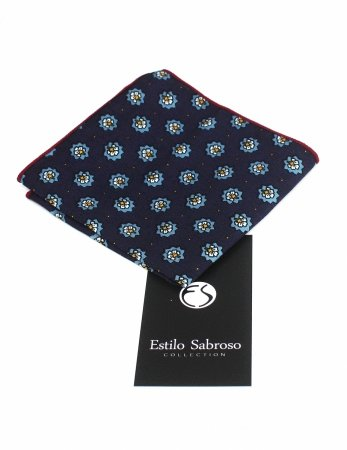 Men's pocket square Estilo Sabroso Es04530